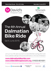 Dalmatian BikeRide 2015