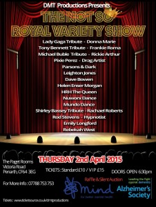 Royal variety show