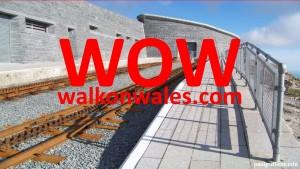 walk on wales
