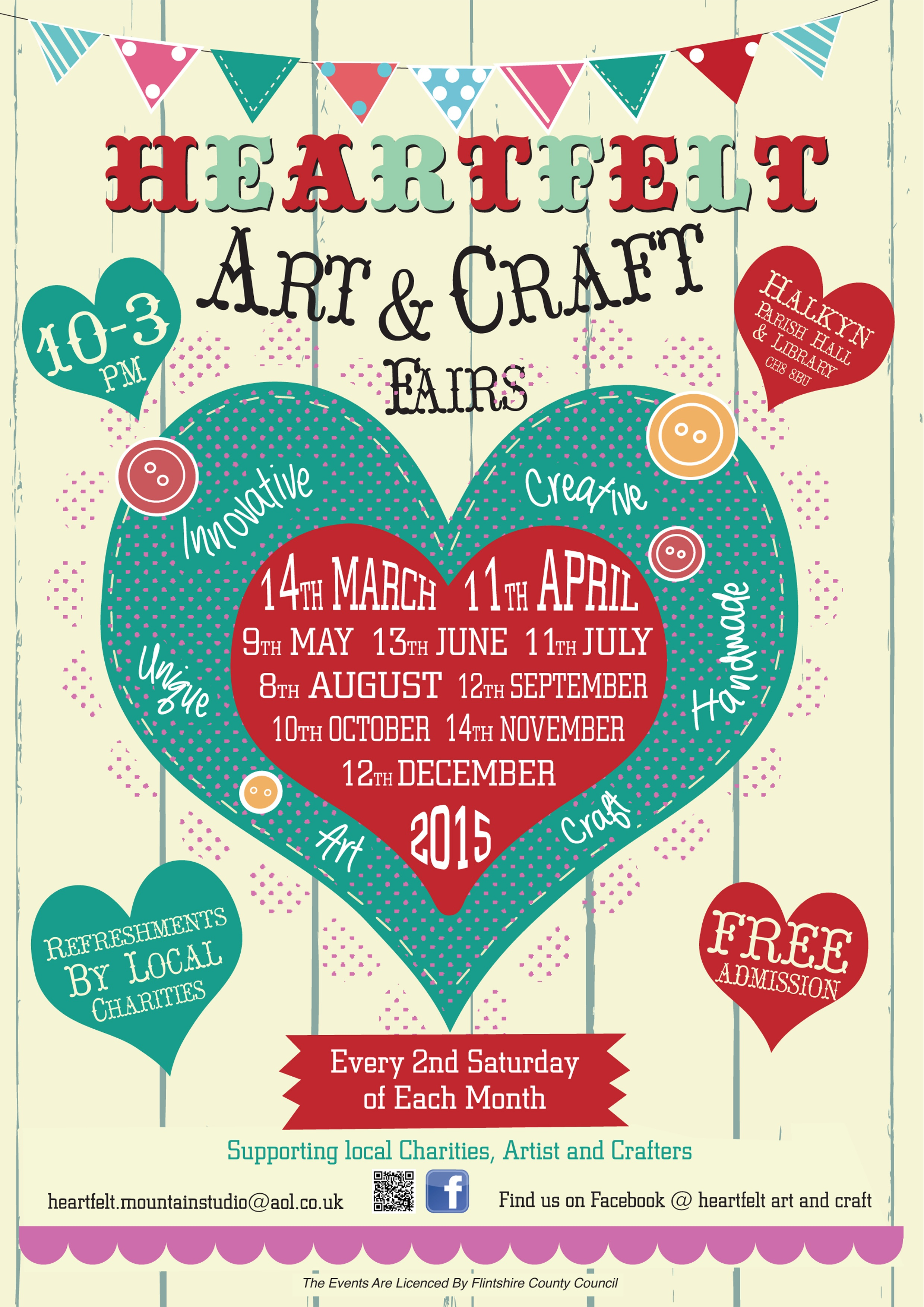 Heartfelt Craft Fair