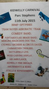 kidwelly carnival