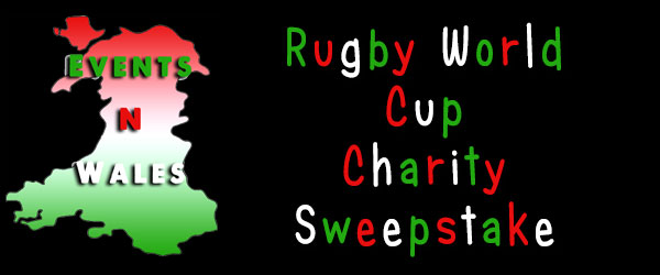 Rugby World Cup Charity Sweepstake