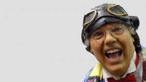 Roy Chubby Brown at The Princess Royal Theatre @ The Princess Royal Theatre | Port Talbot | Wales | United Kingdom