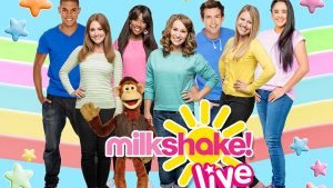 Milkshake Live @ The Princess Royal Theatre | Port Talbot | Wales | United Kingdom