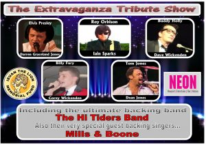 The Extravaganza Tribute Show @ The Neon  | Wales | United Kingdom