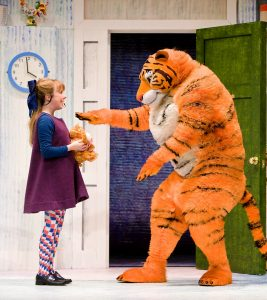 The Tiger Who Came to Tea in Port Talbot @ The Princess Royal Theatre | Wales | United Kingdom