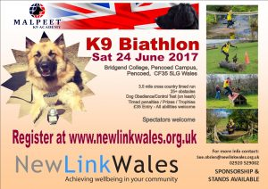 Malpeet K9 Biathlon @ Pencoed College | Pencoed | Wales | United Kingdom