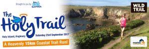 The Holy Trail - 15km coastal trail run @ Rhosclyn Village Hall | Rhoscolyn | Wales | United Kingdom