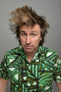 Milton Jones at The Princess Royal Theatre @ The Princess Royal Theatre | Wales | United Kingdom
