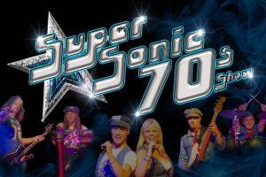 The Supersonic 70's Show @ Memo Arts Centre | Wales | United Kingdom
