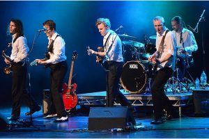 Buddy Holly and the Cricketers @ Memo Arts Centre | Wales | United Kingdom