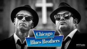The Chicago Blues Brothers - Back in Black Tour @ Memo Arts Centre | Wales | United Kingdom