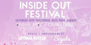 Inside Out Festival 2017 @ Bute Park | Wales | United Kingdom