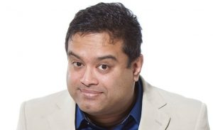 Paul Sinha @ The Clown's Pocket Comedy Club, Neath @ The Duke of Wellington | Wales | United Kingdom