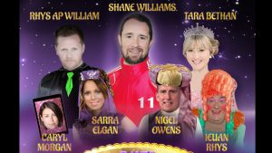 Panto Shane a'r Belen Aur @ The Princess Royal Theatre | Wales | United Kingdom