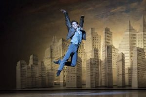 Royal Ballet LIVE: Bernstein Centenary @ Memo Arts Centre | Wales | United Kingdom