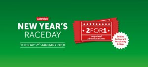 Ladbrokes New Years Raceday @ Ffos Las Racecourse | Trimsaran | Wales | United Kingdom