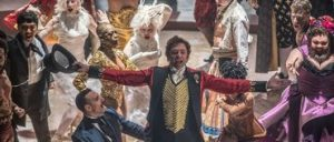 The Greatest Showman (PG) @ Memo Arts Centre | Wales | United Kingdom