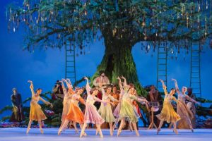 Royal Ballet LIVE : The Winters Tale @ Memo Arts Centre | Wales | United Kingdom