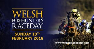 Foxhunters Raceday @ Ffos Las Racecourse | Trimsaran | Wales | United Kingdom