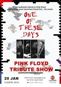 One of these Days - Pink Floyd Tribute @ Acapela Studios | Pentyrch | Wales | United Kingdom