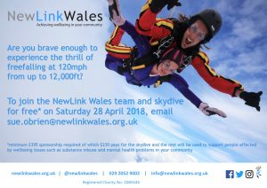 Charity Skydive for NewLink Wales @ Skydive Swansea | Fairwood Common | Wales | United Kingdom