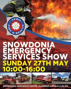 Snowdonia Emergency Services Show @ Snowdonia Aerospace | Wales | United Kingdom