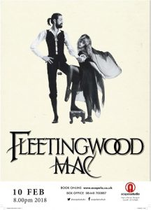 Fleetingwood Mac (A Tribute to Fleetwood Mac) @ Acapela Studios | Pentyrch | Wales | United Kingdom