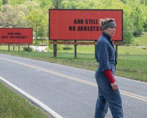 Three Billboards Outside Ebbing, Missouri (15) @ Memo Arts Centre | Gladstone | Oregon | United States