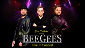 Jive Talking perform the Bee Gees @ The Princess Royal Theatre | Wales | United Kingdom