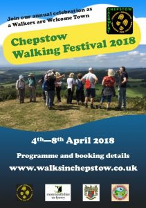 Chepstow Walking Festival 2018 @ Chepstow Tourist Information Centre | Huntsville | Alabama | United States