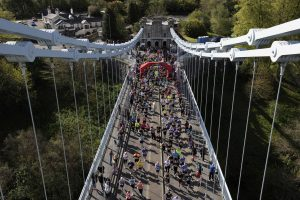 2018 Jones Crisps Anglesey Half Marathon & 10k @ Menai Bridge, Anglesey | Wales | United Kingdom
