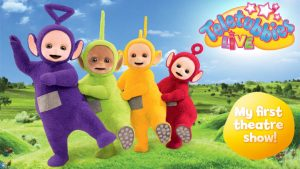 Teletubbies Live am Performance @ The Princess Royal Theatre | Wales | United Kingdom