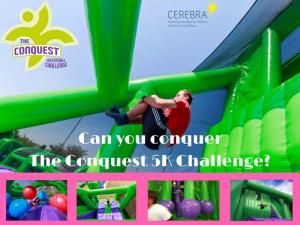 5K Inflatable challenge
