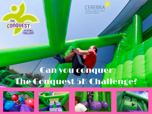 The Conquest 5K Inflatable Challenge HAVERFORDWEST @ Pembrokeshire Showground | Wales | United Kingdom
