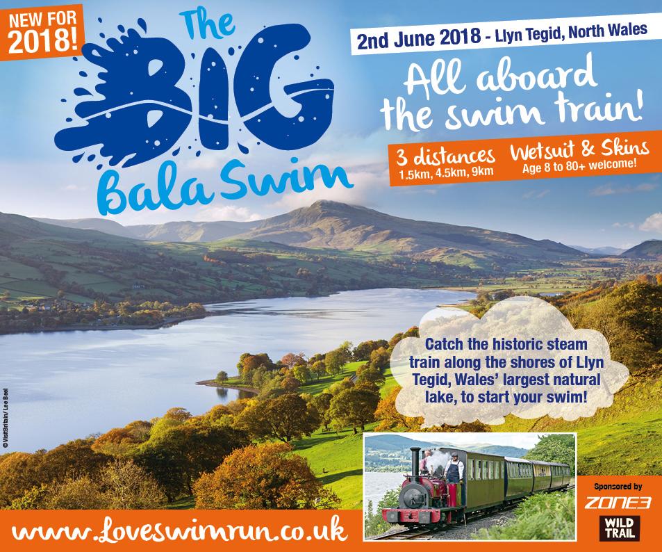 The Big Bala Swim