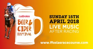 Beer and Cider Festival Raceday @ Ffos Las Racecourse | Trimsaran | Wales | United Kingdom