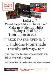 Breeze Taster Evening in Llandudno @ Llandudno Promenade | Wales | United Kingdom