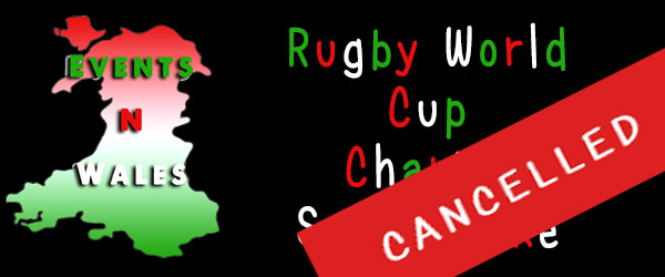 Rugby World Cup 2015 Charity Sweepstake Cancelled