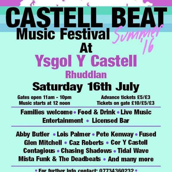 Castell Beat Summer '16