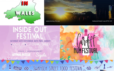 Festivals in Wales