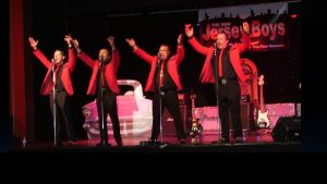 The New Jersey Boys @ The Princess Royal Theatre | Wales | United Kingdom