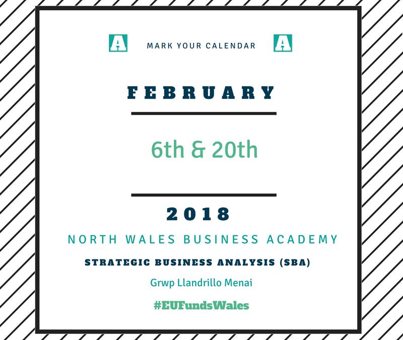 NWBA | SBA 06.02.18 | Grwp Llandrillo Menai | Strategic Business Analysis | Training and Mentoring