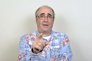 Danny Baker: Good Time Charlie's Back @ The Princess Royal Theatre | Wales | United Kingdom