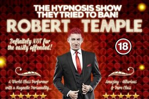 Robert Temple : The Hypnotist - LIVE & OUTRAGEOUS! @ Memo Arts Centre | Wales | United Kingdom