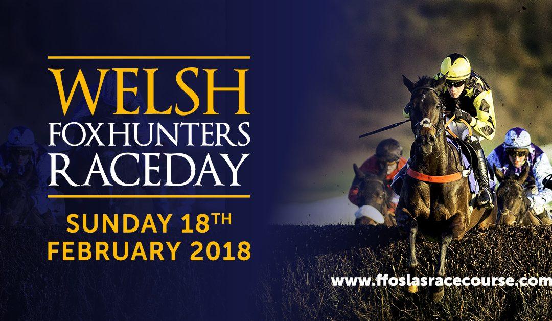 Foxhunters Raceday