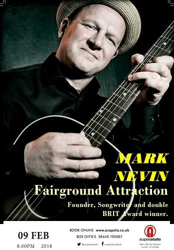 Mark Nevin of Fairground Attraction