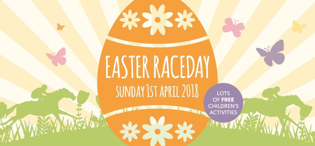 Easter Raceday at Ffos Las Racecourse