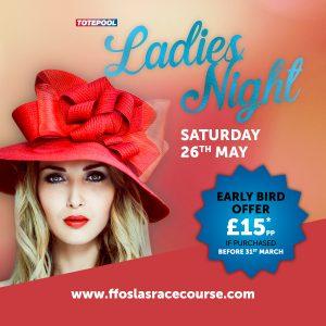 Ladies Night at Ffos Las Racecourse @ Ffos Las Racecourse | Trimsaran | Wales | United Kingdom