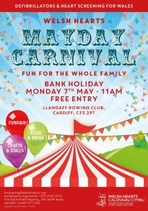 Cardiff May Day Carnival @ Llandaff Rowing Club | United Kingdom